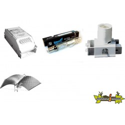KIT Lampe MH ECLAIRAGE MAGNETIC 250w ETI 21