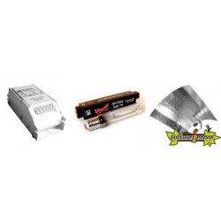 KIT Lampe HPS ECLAIRAGE MAGNETIC 250w ETI 22