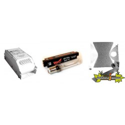 KIT Lampe HPS ECLAIRAGE MAGNETIC 250w ETI 23