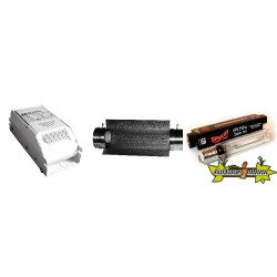 KIT Lampe HPS ECLAIRAGE MAGNETIC 250w ETI 24