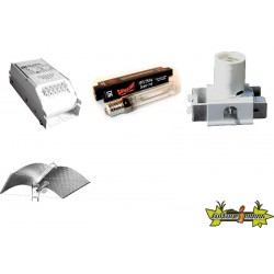 KIT Lampe HPS ECLAIRAGE MAGNETIC 250w ETI 28