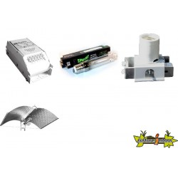 KIT Lampe HPS ECLAIRAGE MAGNETIC 250w ETI 35