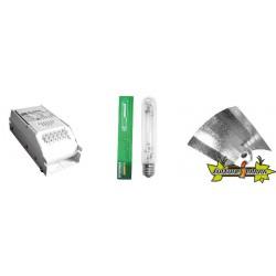 KIT Lampe HPS ECLAIRAGE MAGNETIC 250w ETI 36