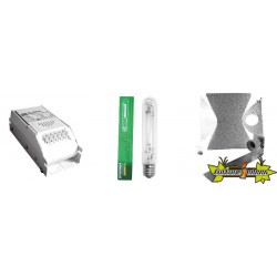 KIT Lampe HPS ECLAIRAGE MAGNETIC 250w ETI 37