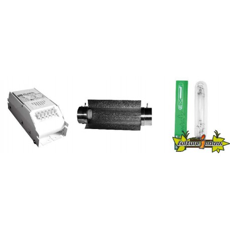 KIT Lampe HPS ECLAIRAGE MAGNETIC 250w ETI 38