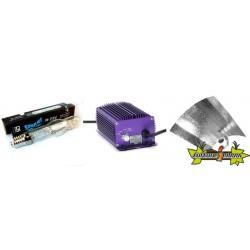 KIT Lampe MH ECLAIRAGE ELECTRONIQUE 250w LUMATEK 15
