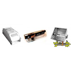 KIT Lampe HPS ECLAIRAGE MAGNETIC 400w ETI 7
