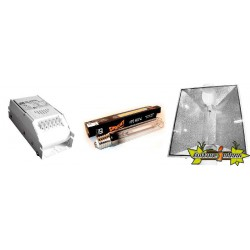 KIT Lampe HPS ECLAIRAGE MAGNETIC 400w ETI 8