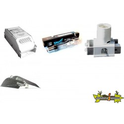 KIT Lampe MH ECLAIRAGE MAGNETIC 400w ETI 12