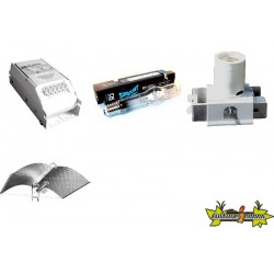 KIT Lampe MH ECLAIRAGE MAGNETIC 400w ETI 15