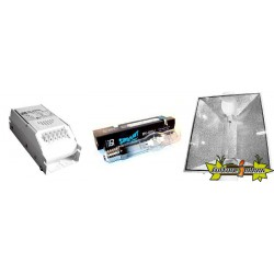 KIT Lampe MH ECLAIRAGE MAGNETIC 400w ETI 17