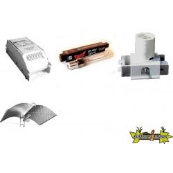 KIT Lampe HPS ECLAIRAGE MAGNETIC 400w ETI 24