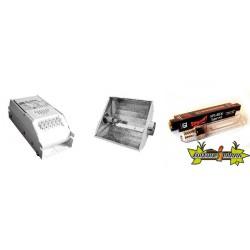 KIT Lampe HPS ECLAIRAGE MAGNETIC 400w ETI 25