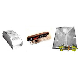 KIT Lampe HPS ECLAIRAGE MAGNETIC 400w ETI 26