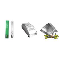 KIT Lampe HPS ECLAIRAGE MAGNETIC 400w ETI 37