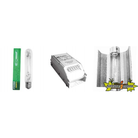 KIT Lampe HPS ECLAIRAGE MAGNETIC 400w ETI 38