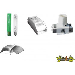 KIT Lampe HPS ECLAIRAGE MAGNETIC 400w ETI 42