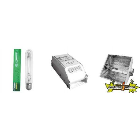 KIT Lampe HPS ECLAIRAGE MAGNETIC 400w ETI 43