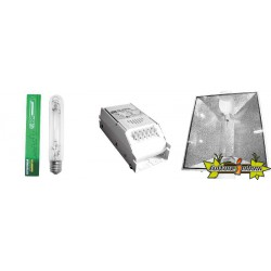 KIT Lampe HPS ECLAIRAGE MAGNETIC 400w ETI 44