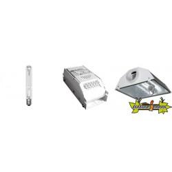 KIT Lampe HPS ECLAIRAGE MAGNETIC 400w ETI 50