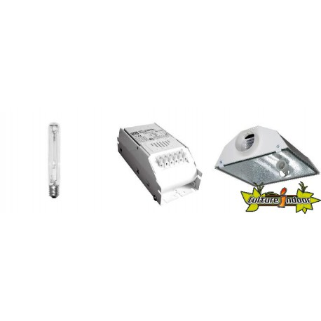 KIT Lampe HPS ECLAIRAGE MAGNETIC 400w ETI 50