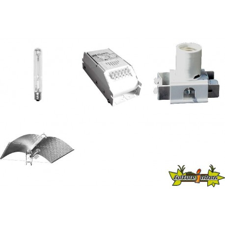 KIT Lampe HPS ECLAIRAGE MAGNETIC 400w ETI 51