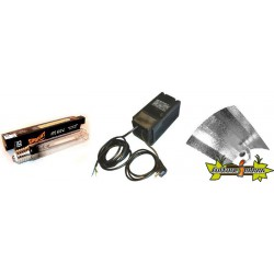 KIT Lampe HPS ECLAIRAGE MAGNETIC 400w CLASSE 2 - 1