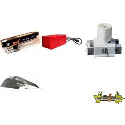 KIT Lampe HPS ECLAIRAGE MAGNETIC 400w CLASSE 2 - 3