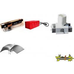KIT Lampe HPS ECLAIRAGE MAGNETIC 400w CLASSE 2 - 6
