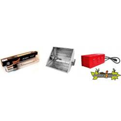 KIT Lampe HPS ECLAIRAGE MAGNETIC 400w CLASSE 2 - 7