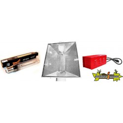 KIT Lampe HPS ECLAIRAGE MAGNETIC 400w CLASSE 2 - 8