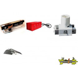 KIT Lampe HPS ECLAIRAGE MAGNETIC 400w CLASSE 2 - 9