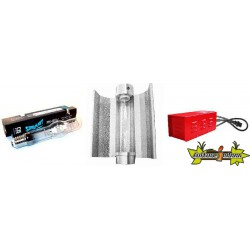 KIT ECLAIRAGE lampe mh MAGNETIC 400w CLASSE 2 - 11