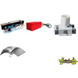 KIT ECLAIRAGE MAGNETIC 400w CLASSE 2 - 15