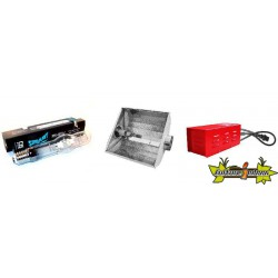 KIT ECLAIRAGE MAGNETIC 400w CLASSE 2 - 16