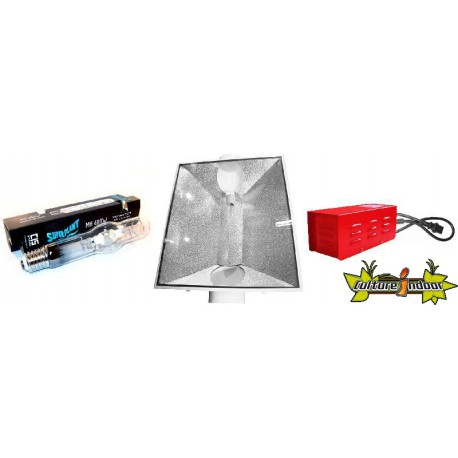 KIT ECLAIRAGE MAGNETIC 400w CLASSE 2 - 17