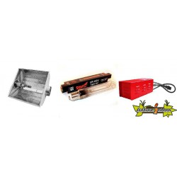 KIT ECLAIRAGE MAGNETIC 400w CLASSE 2 - 25