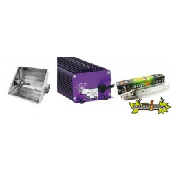 KIT ECLAIRAGE ELECTRONIC 400w LUMATEK 7-ballast-ampoule-reflecteur