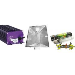KIT ECLAIRAGE ELECTRONIC 400w LUMATEK 8-ballast-ampoule-reflecteur