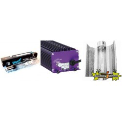 KIT ECLAIRAGE ELECTRONIC 400w LUMATEK 11-ballast-ampoule-reflecteur