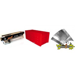 KIT ECLAIRAGE MAGNETIC 600w RED LIGHT 1