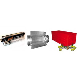 KIT ECLAIRAGE MAGNETIC 600w RED LIGHT 3