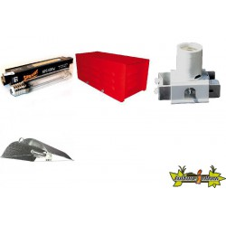 KIT ECLAIRAGE MAGNETIC 600w RED LIGHT 4