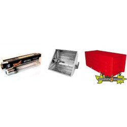 KIT ECLAIRAGE MAGNETIC 600w RED LIGHT 9