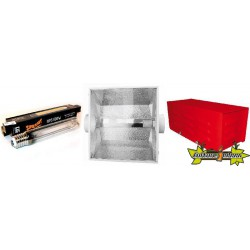 KIT ECLAIRAGE MAGNETIC 600w RED LIGHT 10