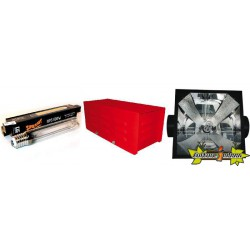 KIT ECLAIRAGE MAGNETIC 600w RED LIGHT 12