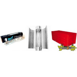 KIT ECLAIRAGE MAGNETIC 600w RED LIGHT 15