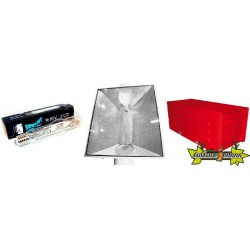 KIT ECLAIRAGE MAGNETIC 600w RED LIGHT 24