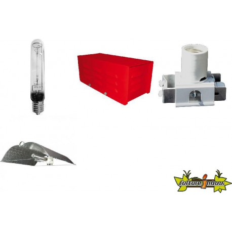 KIT ECLAIRAGE MAGNETIC 600w RED LIGHT 43