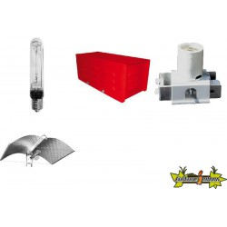 KIT ECLAIRAGE MAGNETIC 600w RED LIGHT 47